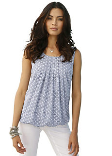 a9e0d3c0561298 Ladies Sleeveless Tops