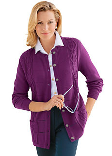 Shop for Purple | Cardigans | Womens | online at Witt
