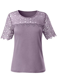 93e7f310a7d0f Ladies Purple Lace Tops