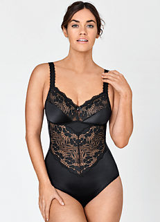 77a82684620b8 Miss Mary of Sweden Lace Bodyshaper