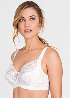 Underwired bra Miss Mary of Sweden black Miss Mary Of Sweden