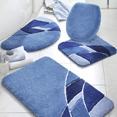 Shop For Blue Bath Mats Home Living Online At Witt