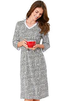 ddd63ad68df Saraboni Leopard Print Nightie