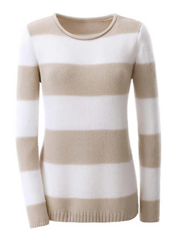 e9929551bbd3e1 Ambria Wide Stripe Jumper | Witt-International