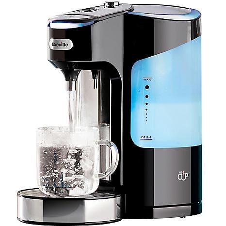 breville hot cup variable vkj318 water dispenser black. Black Bedroom Furniture Sets. Home Design Ideas