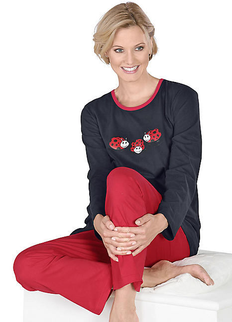 Cotton Ladybird Pyjamas by Witt | Witt-International