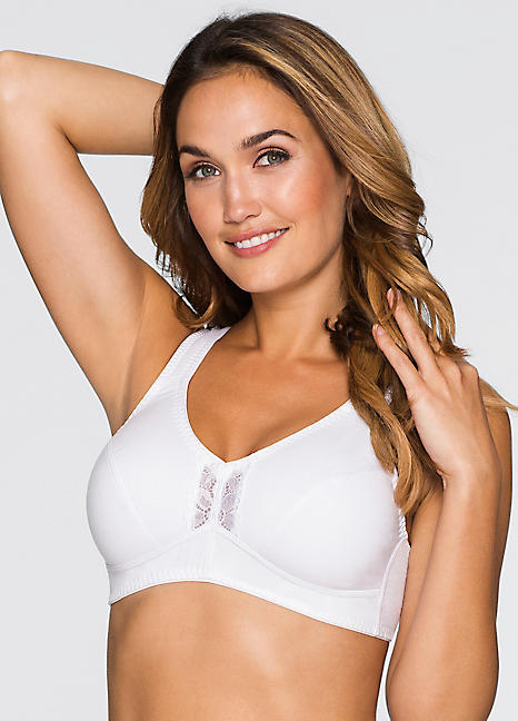42a783c6c88c8 Pack of 2 Non-Wired Bras