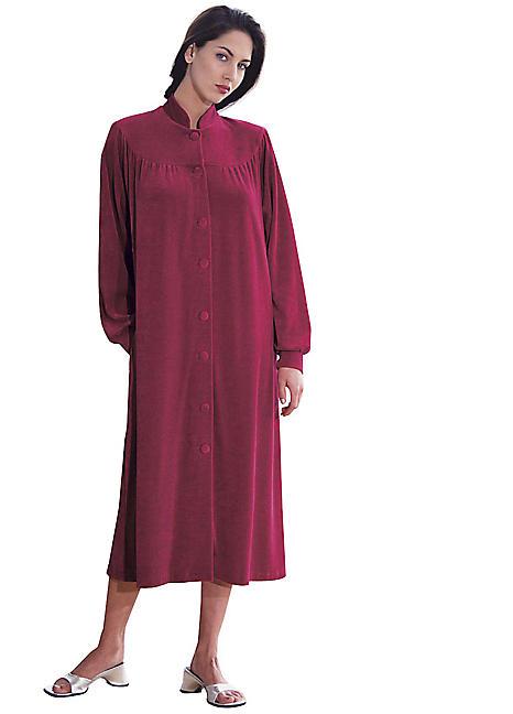 Velour Dressing Gown by Witt   Witt-International